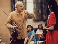 Masterclass with Menuhin