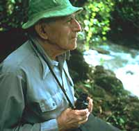 A Naturalist in the Rainforest